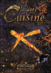 Couverture du livre de cuisine de Loup-Garou